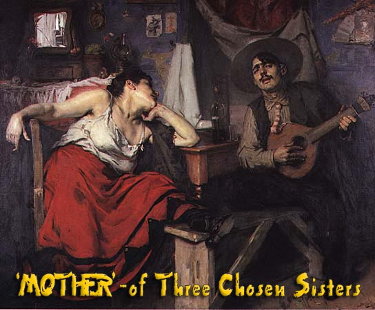 ''Mother'' of the Three Chosen Sisters